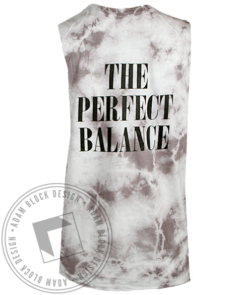 Kappa Phi Perfect Balance Tank Top-gallery-Adam Block Design