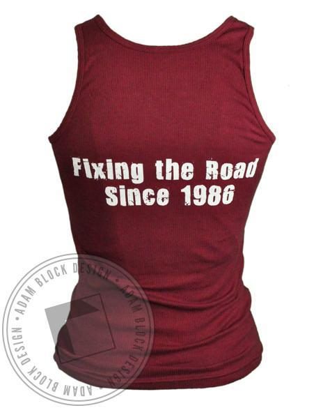 Lambda Theta Nu Fixing The Road-Adam Block Design
