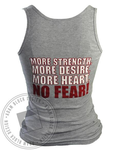 Lambda Theta Nu No Fear Tank-Adam Block Design