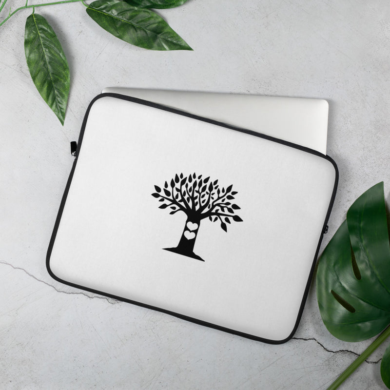 Heart Tree Laptop Sleeve