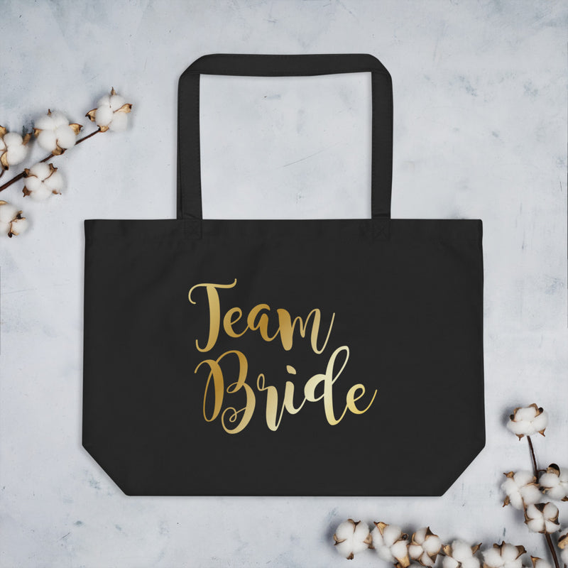 Team Bride Tote Bag - Bachelorette