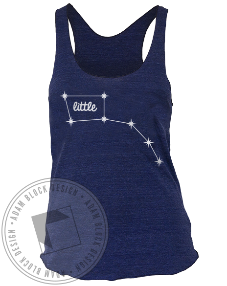 Little Dipper Tank-Adam Block Design