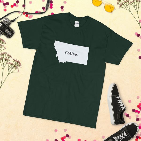 Montana Coffee Shirt
