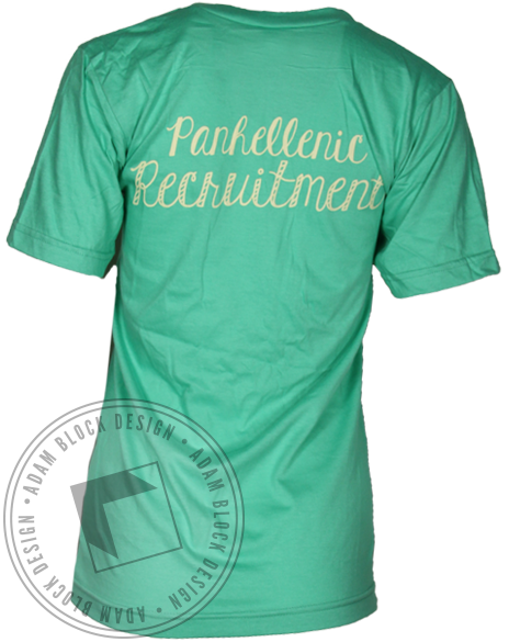 National Panhellenic Conference Ask Me About Sorority Life Tshirt-gallery-Adam Block Design