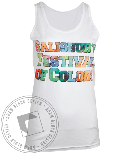 National Panhellenic Festival of Colors Tank Top-gallery-Adam Block Design
