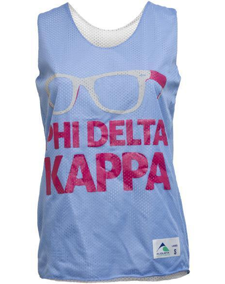 Phi Delta Kappa Touch This Jersey-gallery-Adam Block Design