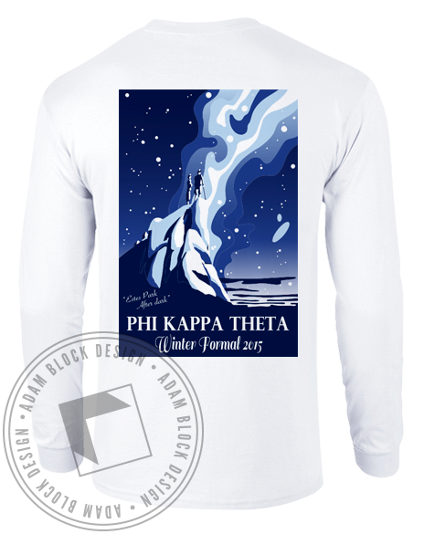 Phi Kappa Theta Formal Longsleeve-gallery-Adam Block Design