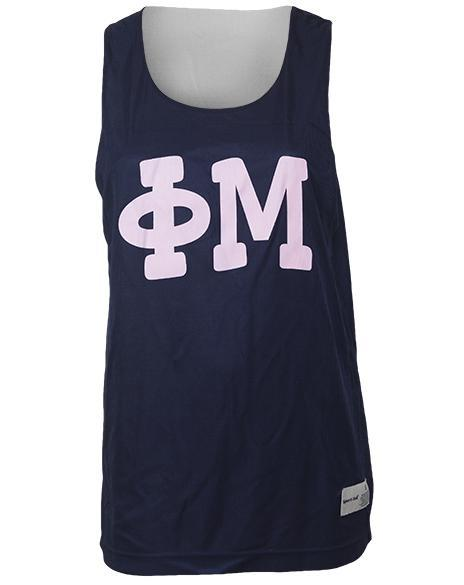 Phi Mu 1852 Jersey-Adam Block Design