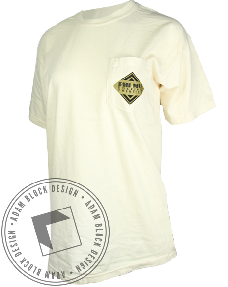 Phi Mu Roaring Twenties Tee-Adam Block Design