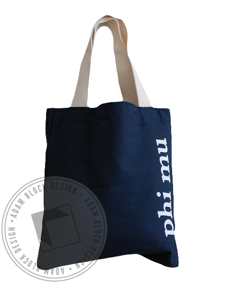 Phi Mu Tote-gallery-Adam Block Design
