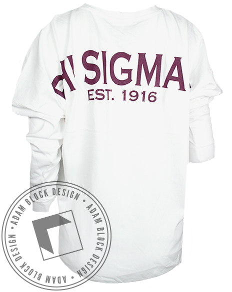 Phi Sigma Pi Derby Jersey-Adam Block Design