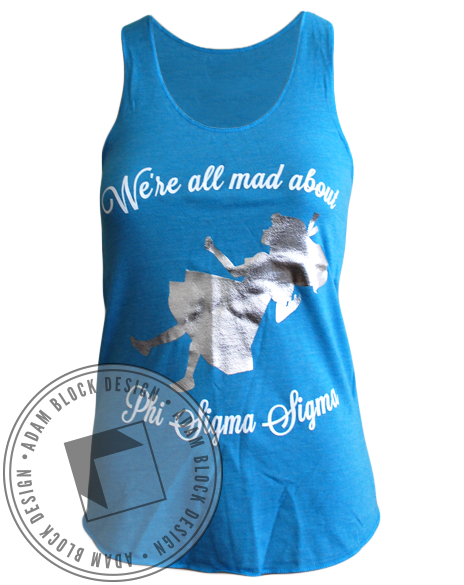 Phi Sigma Sigma All Mad Tank-gallery-Adam Block Design