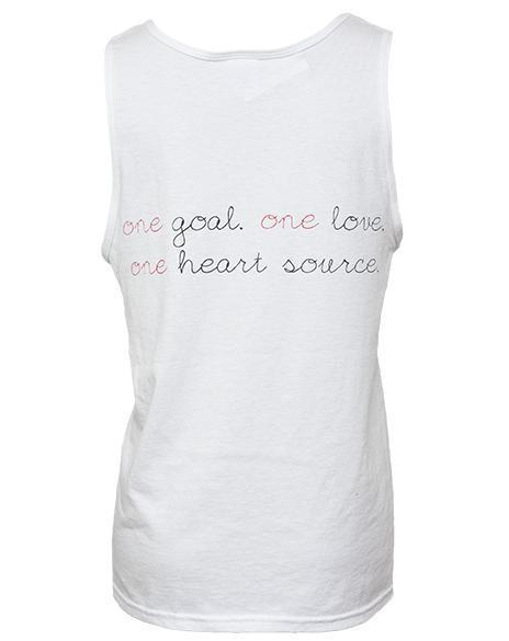 Philanthropy One Love Tank-Adam Block Design
