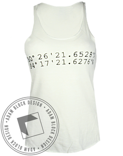 Pi Beta Phi Compass Tank-Adam Block Design