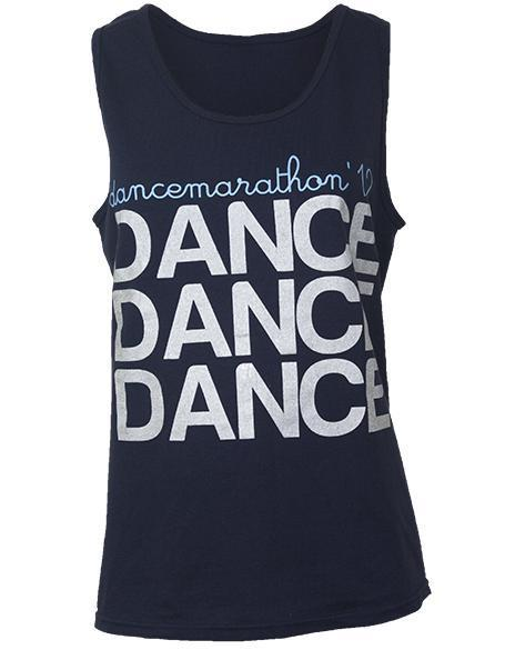 Pi Beta Phi Dance Tank-Adam Block Design