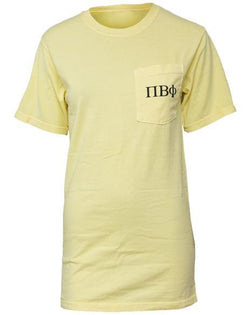 Pi Beta Phi Home Is Where The PPL Is Pocket Tee-Adam Block Design