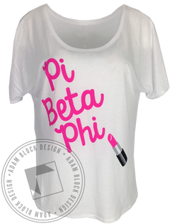 Pi Beta Phi Mother's Day Tee-Adam Block Design