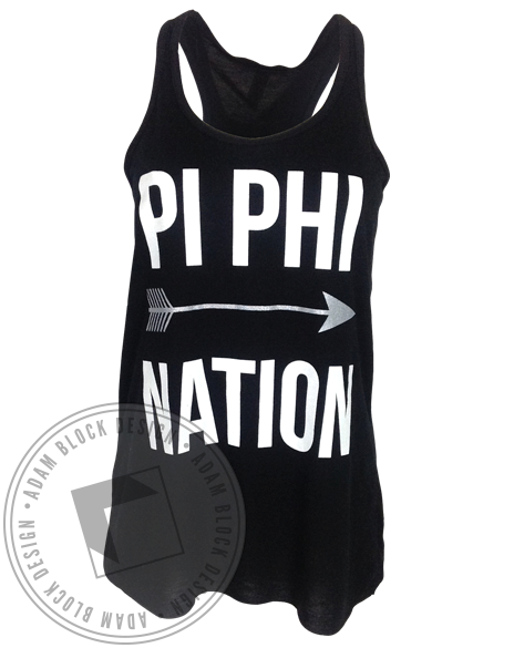 Pi Beta Phi Nation Tank-gallery-Adam Block Design