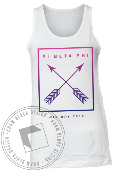 Pi Beta Phi Wings Bid Day Tank-gallery-Adam Block Design