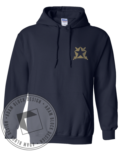 Pi Kappa Phi Cruise Hoody-Adam Block Design