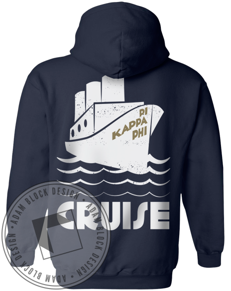 Pi Kappa Phi Cruise Hoody-gallery-Adam Block Design