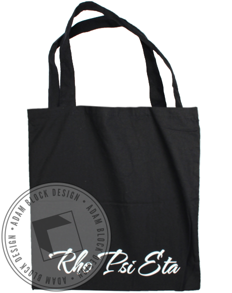 Rho Psi Eta Tote-Adam Block Design