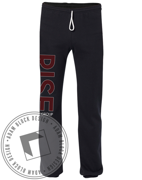 Rise Dance Group Sweatpants-Adam Block Design
