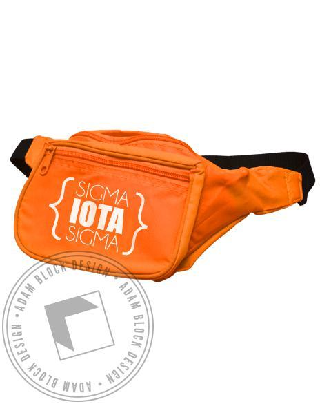 Sigma Iota Sigma Fanny Pack-gallery-Adam Block Design