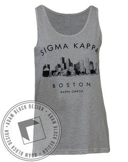 Sigma Kappa Boston Tank-Adam Block Design