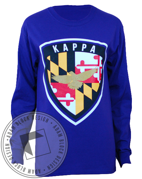 Sigma Kappa Cook Off Long Sleeve-gallery-Adam Block Design