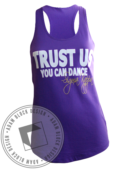 Sigma Kappa Dance Tank-gallery-Adam Block Design