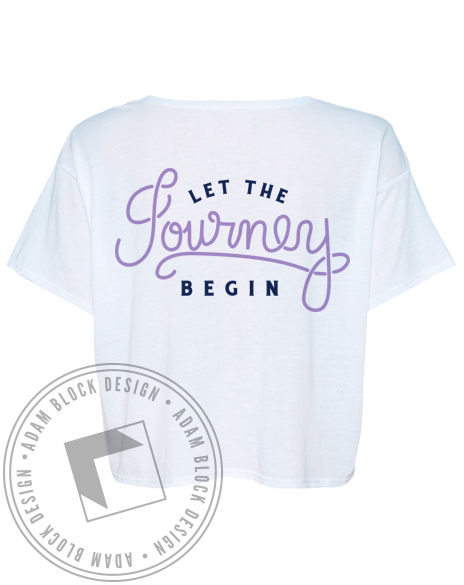 Sigma Sigma Sigma Journey Tee-Adam Block Design