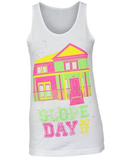 Slope Day If Found Please Return Tank-Adam Block Design
