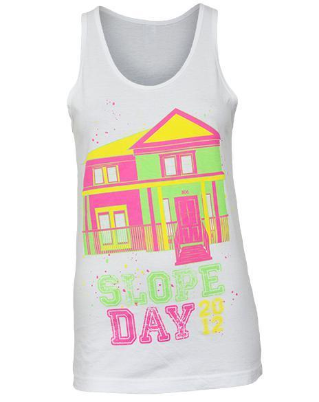 Slope Day If Found Please Return Tank-gallery-Adam Block Design