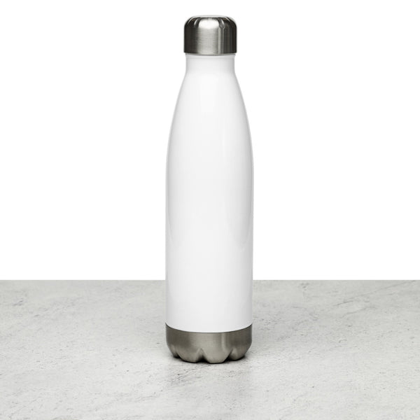 Galentine's Day Stainless Steel Water Bottle - Title: Default Title - Adam Block Design