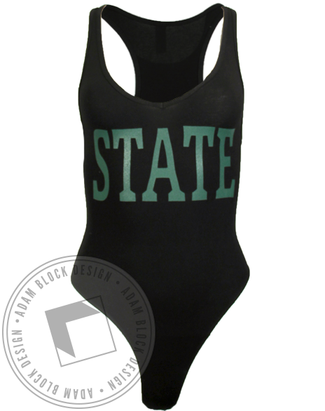State Body Suit-Adam Block Design