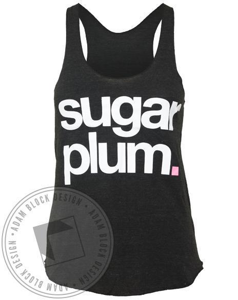 Sugar Plum Tank-Adam Block Design