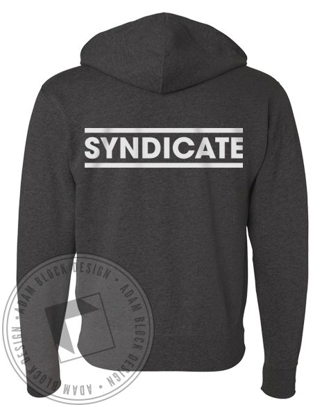 Syndicate Dance Hoodie Sweatshirt-Adam Block Design