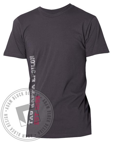 Tau Kappa Epsilon Established Shirt-gallery-Adam Block Design