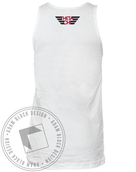 Theta Chi Be Fly Tank-Adam Block Design