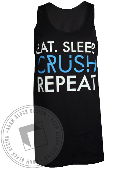 Theta Phi Alpha Crush Tank-Adam Block Design