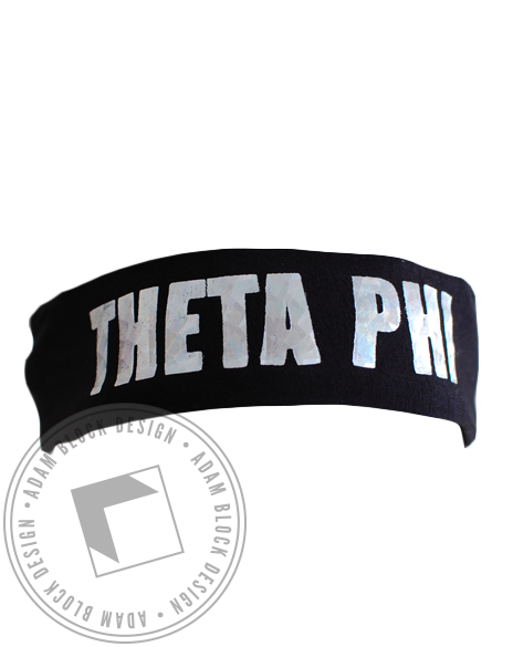 Theta Phi Alpha Headband-gallery-Adam Block Design