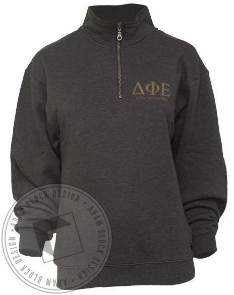 Theta Phi Alpha World Ablaze Sweatshirt-gallery-Adam Block Design