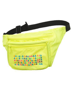 Triangle Fanny Pack-Adam Block Design
