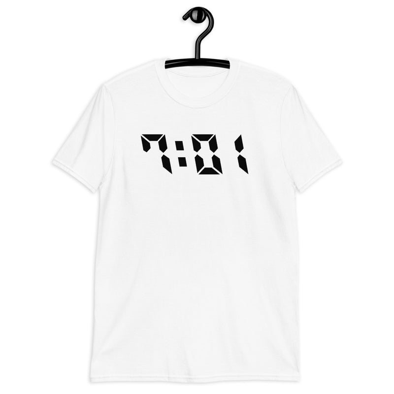 701 Shirt Area Code Design - Color: White - Adam Block Design