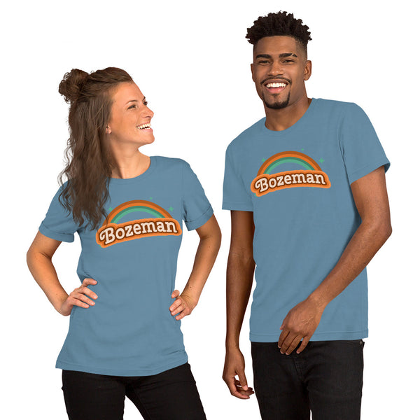Retro Bozeman T-Shirt