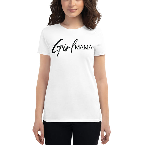 Girl Mama Shirt - Short Sleeve