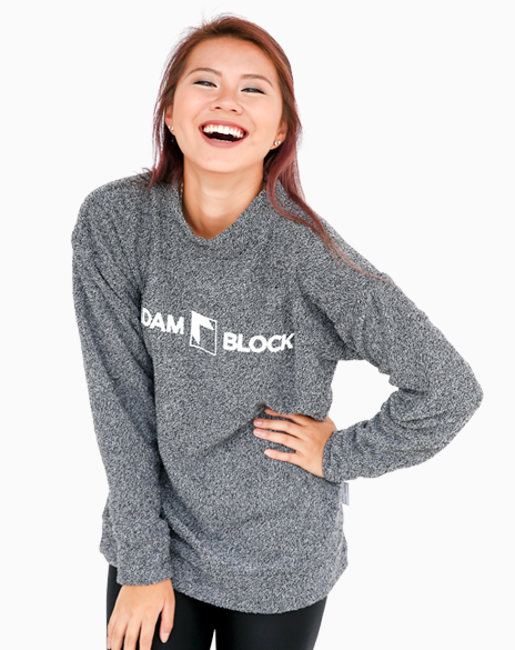 Woolly Threads Sweatshirt-Adam Block Design