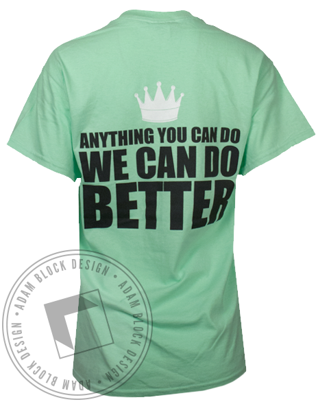 Zeta Tau Alpha Greek Week Champs Tshirt-gallery-Adam Block Design