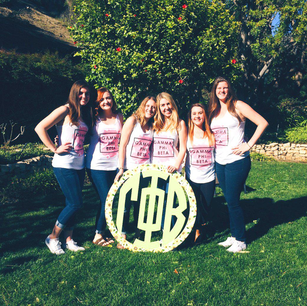 Gamma Phi Beta, Pepperdine University